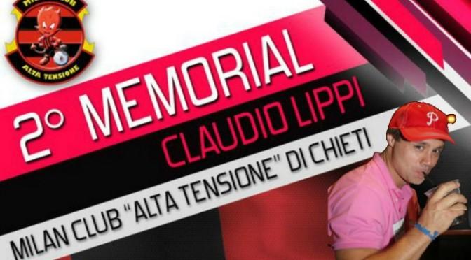 """IL MILAN CLUB MONOPOLI RAPPRESENTERA' LA PUGLIA AL 2° MEMORIAL """"CLAUDIO LIPPI"""" DI CHIETI"""