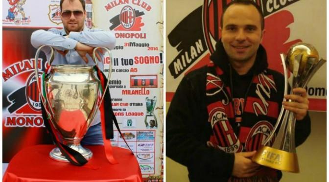 Cambio alla guida del Milan Club Monopoli