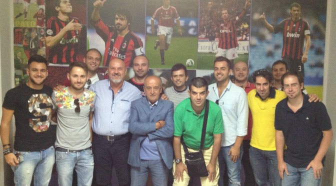 I MILAN CLUB BARESI A CASSANO MURGE