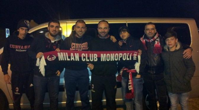 IL MILAN CLUB MONOPOLI A MILANELLO