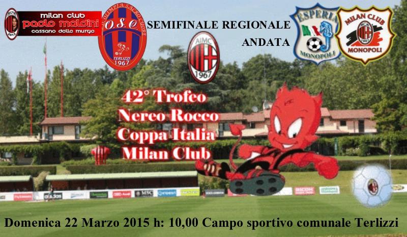 42° Trofeo Nereo Rocco Coppa Italia2 - Copia