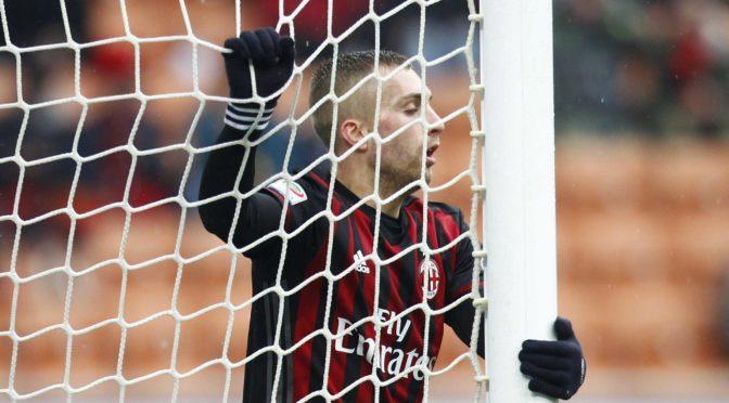 MILAN: CRISI SENZA FINE